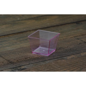 01400/01402 Σετ βάπτισης Ροζ 70ml Ατομικά μπώλ  tsepaspack.gr
