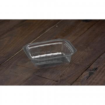 01408 Βάση safe 200ml διάφανη  Σκεύη με καπάκι tsepaspack.gr
