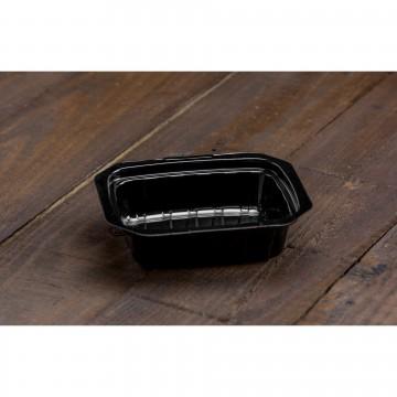 01408 Βάση safe 200ml μαύρη  Σκεύη με καπάκι tsepaspack.gr