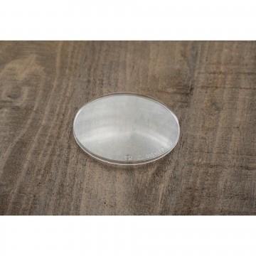 01510 Καπάκι για μπωλ ασύμμετρο 130ml Ατομικά μπώλ  tsepaspack.gr