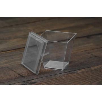 01406 Καπάκι για μπώλ διαμάντι 220ml Ατομικά μπώλ  tsepaspack.gr