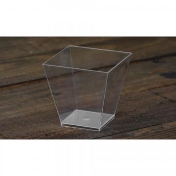 01604 Μπώλ διαμάντι 200ml Ατομικά μπώλ  tsepaspack.gr