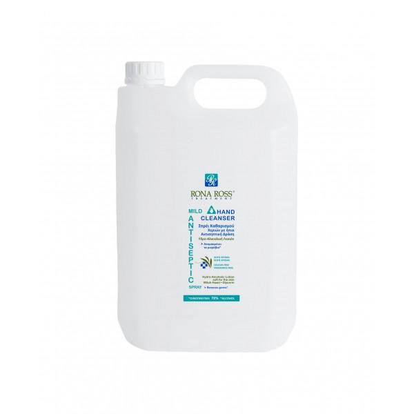 Αντισηπτικό spray  4lt (Refill) Αντισηπτικά gel & spray & σαπούνια  tsepaspack.gr