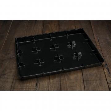01651 Τσέρκι για 12 τετράγωνες πάστες Πάστες  tsepaspack.gr